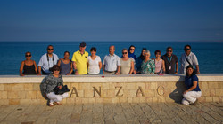 Our group at Anzac