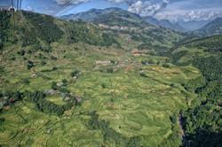 Beautiful Rice Terraces in Sapa