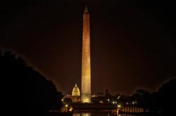 Washington Monument and Capital