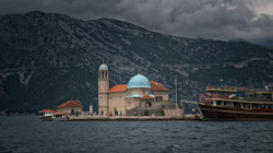 Our Lady of the Rocks in Montenegro