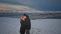 Freezing in Tromso