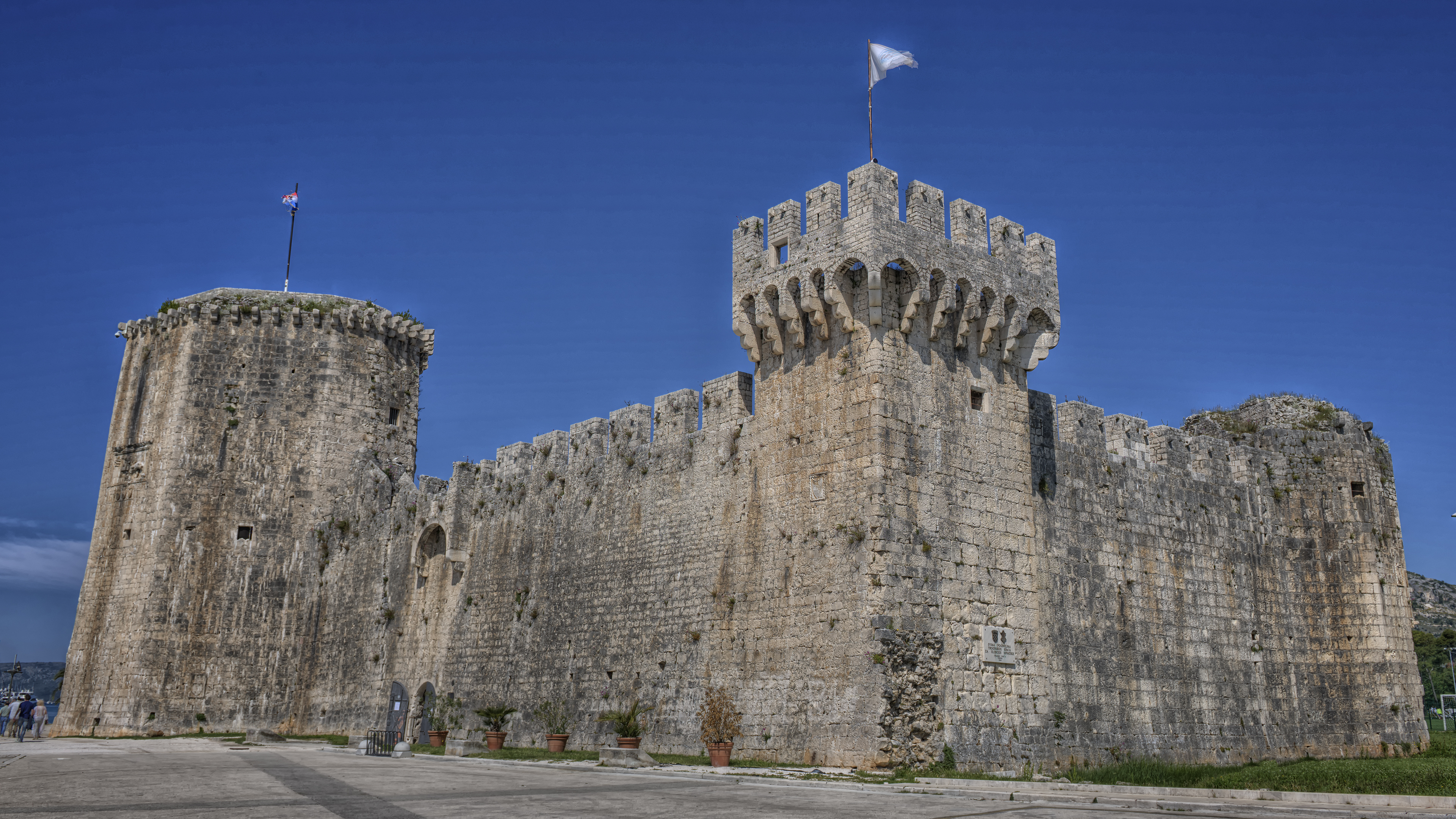 Kamerlengo castle, Trogir