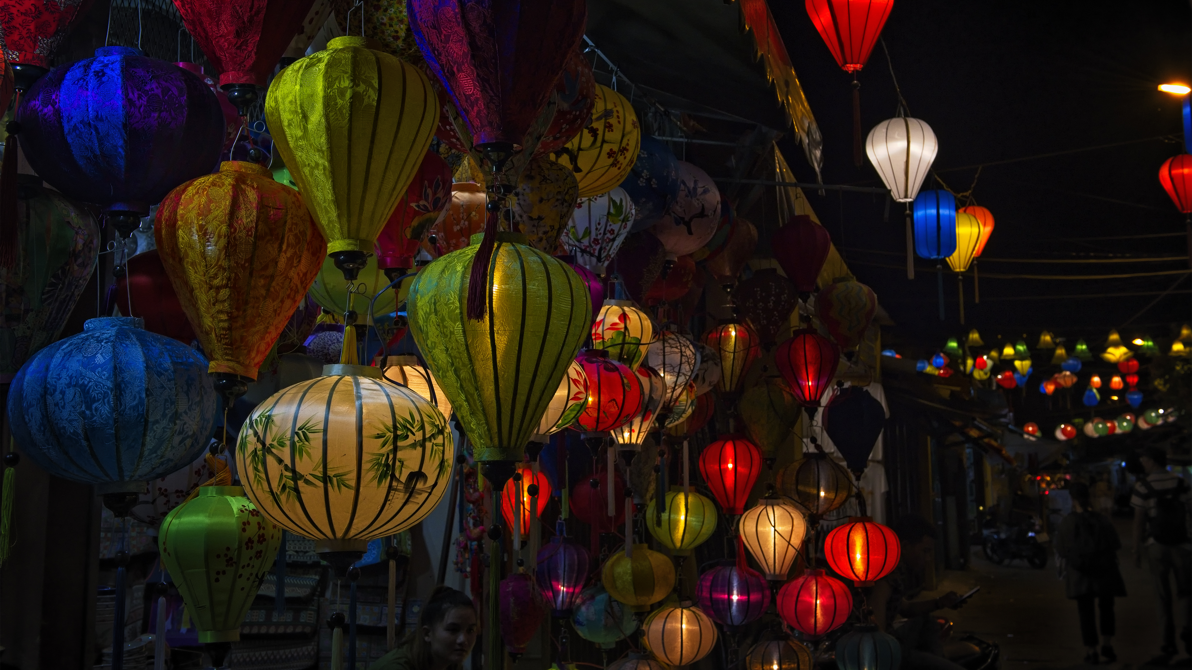 Lanterns in Huế