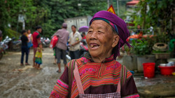 A Happy Soul in Lao Cai