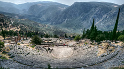View of the Delphi Theatre
