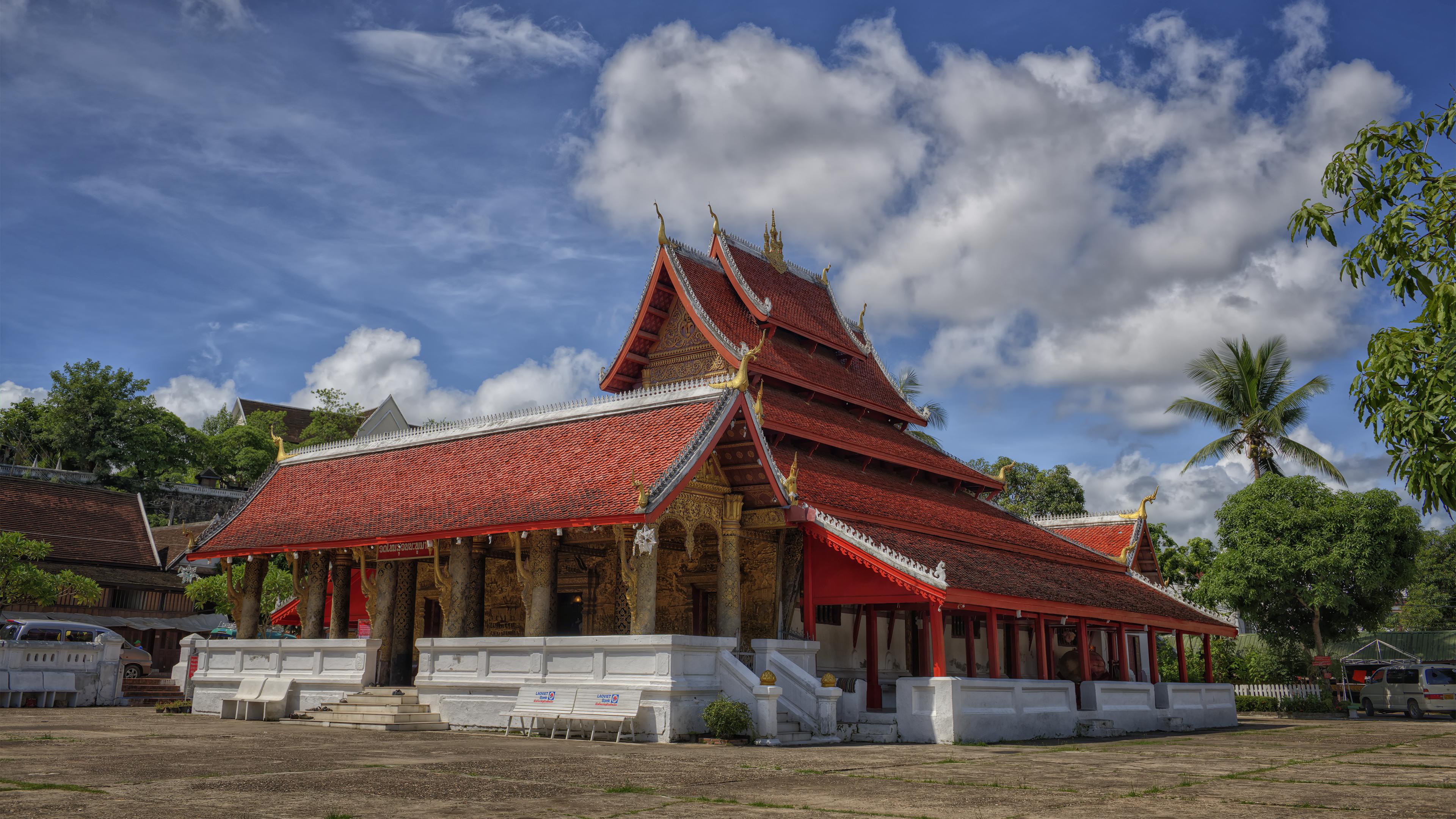 Vatmay Souvannapourmaram Temple