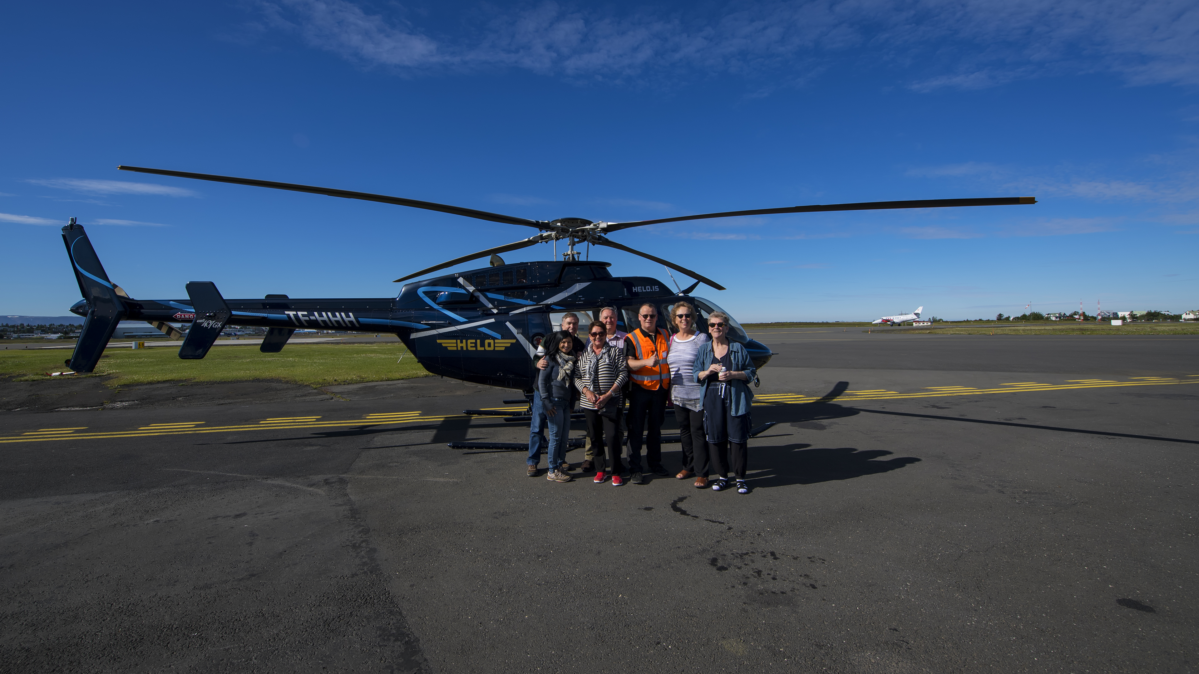 4 Hour Helicopter Flight