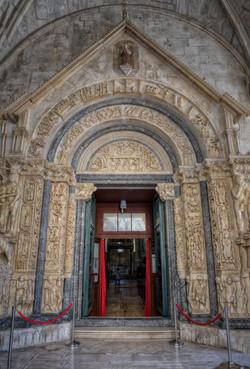 Cathedral of Saint Domnius in Split