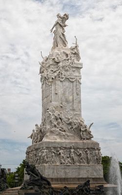 Monument To The Spanish