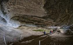 Milodon Cave in Puerto Natales