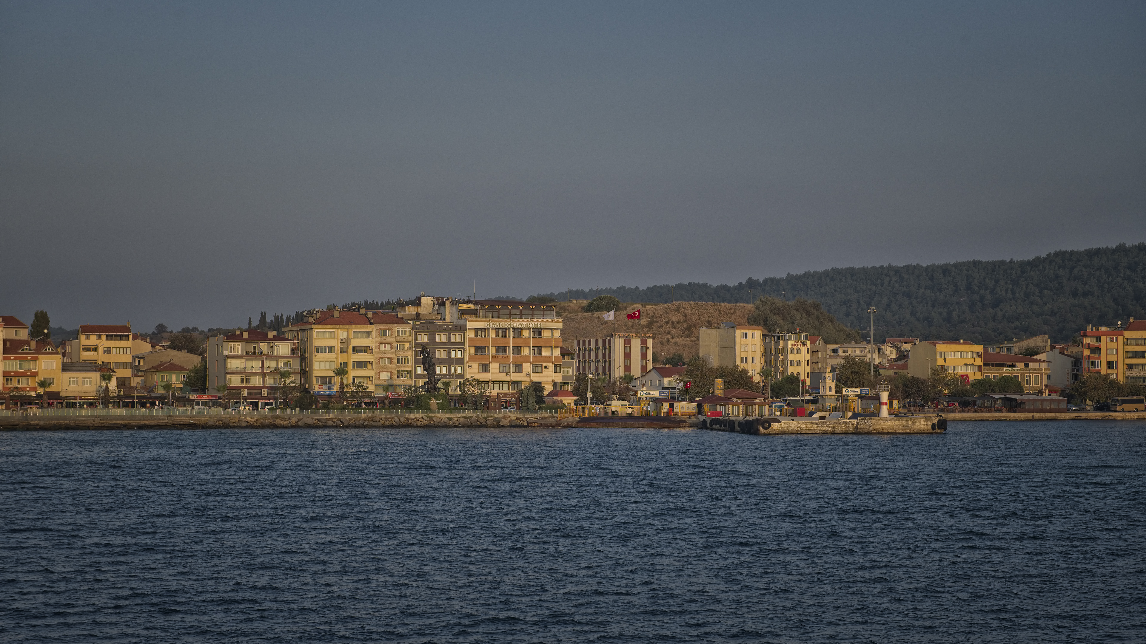 From Canakkale to Gallipoli
