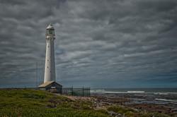 Lighthouse on the Atlantic