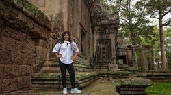Old Temple in Siem Reap