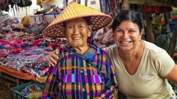 A Happy in Lao Cai