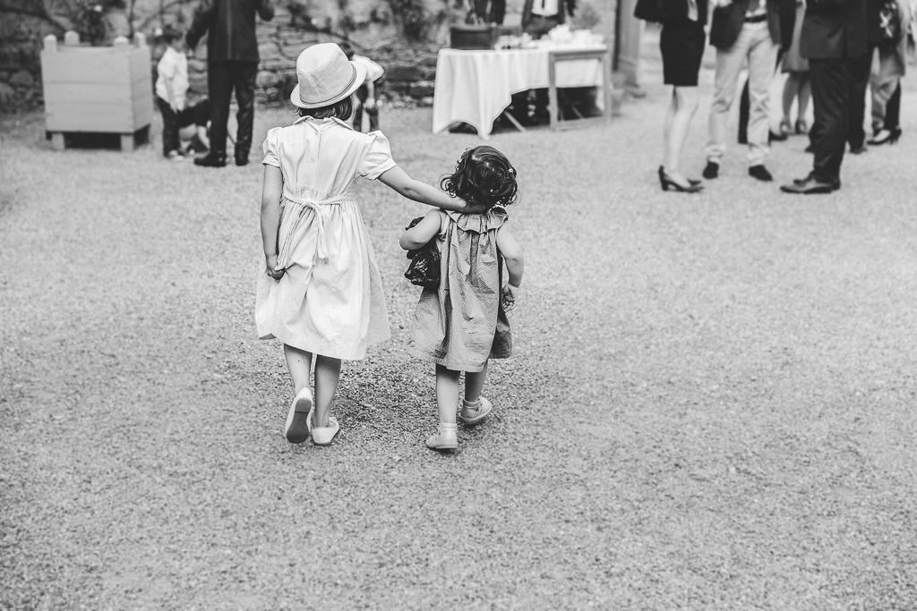 photographe mariage Dordogne - chateau La Bourlie --79