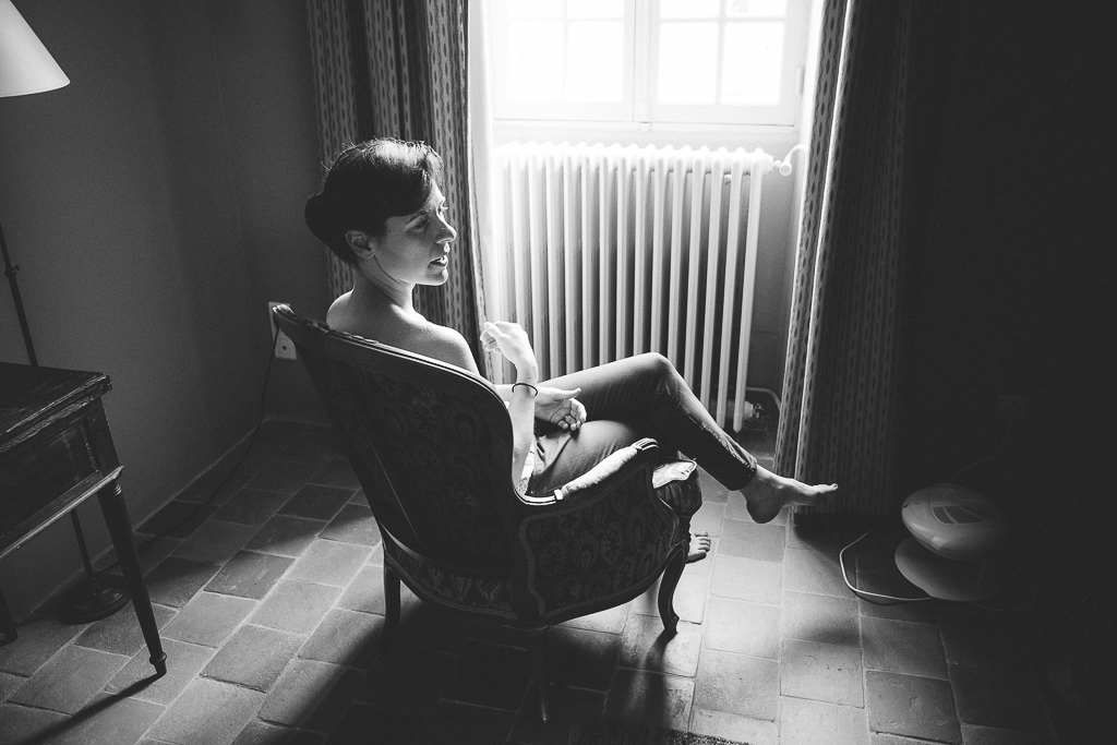 photographe mariage Dordogne - chateau La Bourlie --34