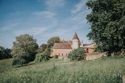 photographe mariage Dordogne - chateau La Bourlie -