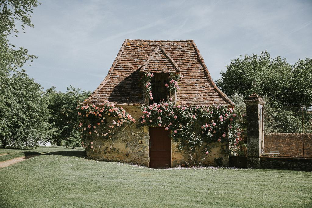 photographe mariage Dordogne - chateau La Bourlie --2