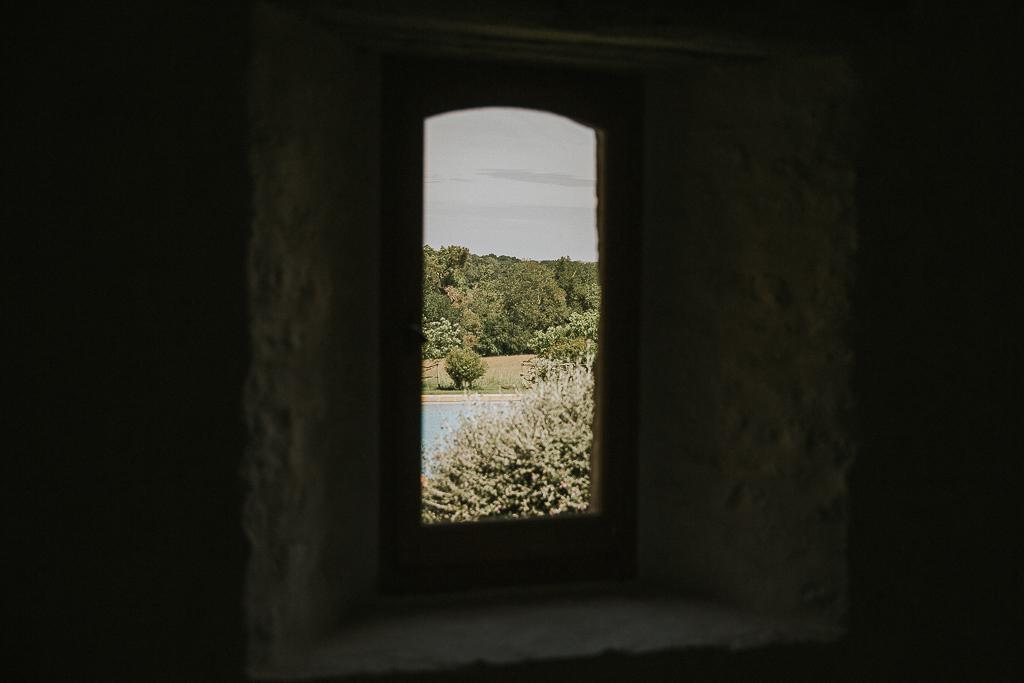 photographe mariage Dordogne - chateau La Bourlie --15