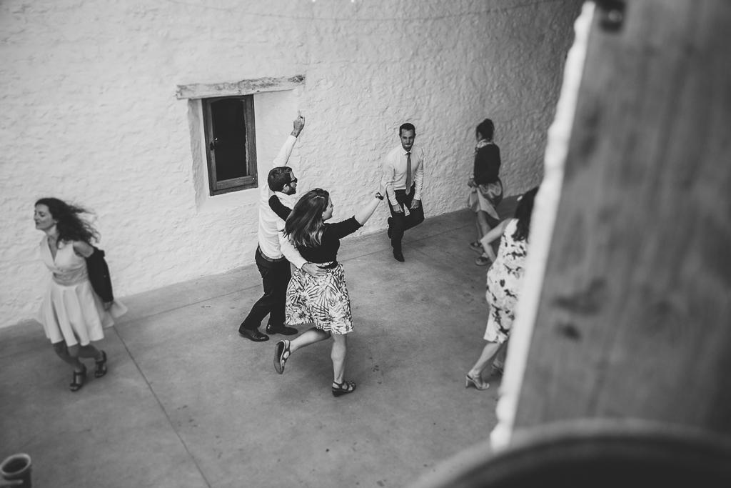 photographe mariage Dordogne - chateau La Bourlie --117