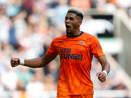 The perfect opportunity for Joelinton?