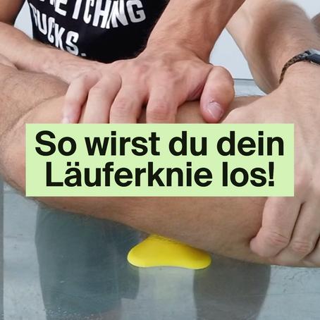 Das Läuferknie - Unsere Top Übungen um es selbstständig zu behandeln!
