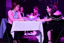 First Date The Musical 2019 - Woman #1