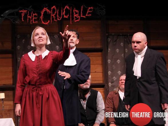 The Crucible 2019 - Abigail Williams