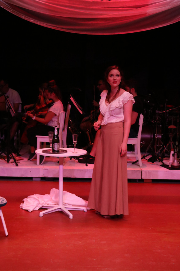 High Society the Musical 2018 - Tracy Samantha Lord