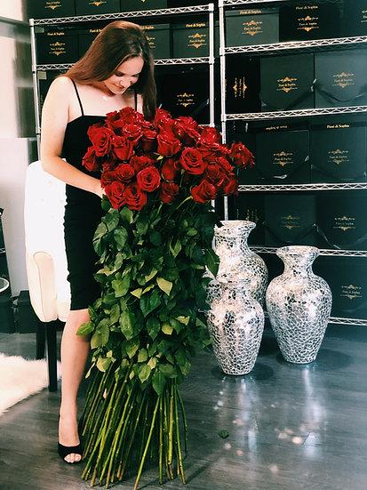 Fiori Long Stem Roses