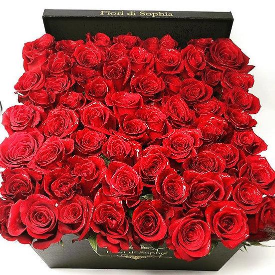 The Fiori Red Roses