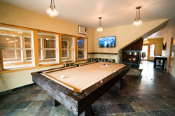 Brewery Pool Table
