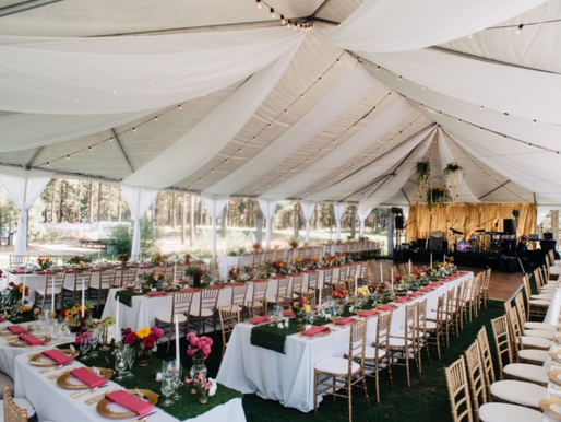 A Dash of Whimsy: An Eclectic Summer Forest Wedding at Chalet View Lodge