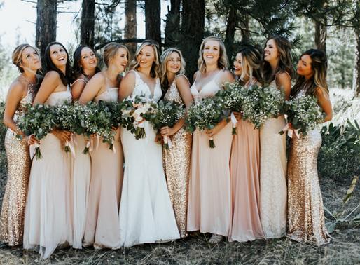 Bridesmaids Fashion We Love...