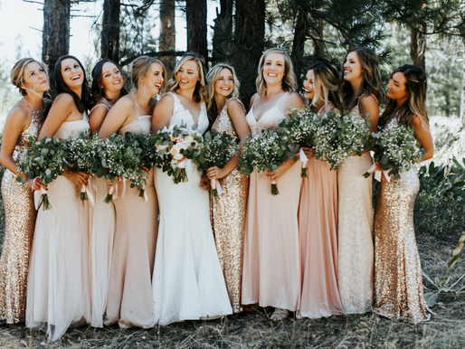 Bridesmaids Fashion We Love...