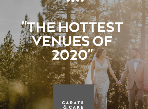 """We're named one of """"The Hottest Venues of 2020!"""""""
