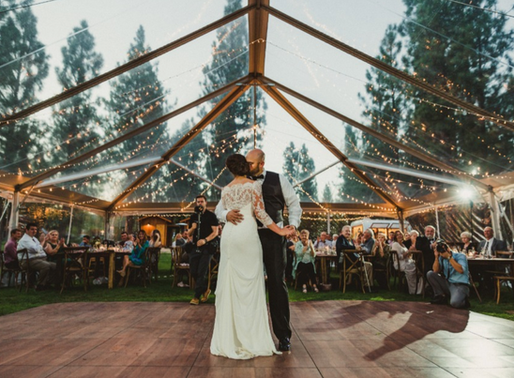 """""""Chalet View Lodge Creates Fairytale Weddings in the Forest"""" –Wedding Chicks"""