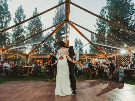 """Chalet View Lodge Creates Fairytale Weddings in the Forest"" –Wedding Chicks"