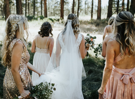 Creative Bridal Party Gifts for the Gals...