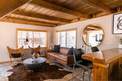 Rustic Two Bedroom Cabin