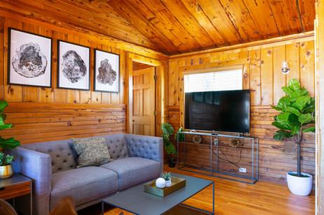 Rustic One Bedroom Cabin