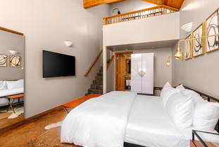King Resort Guest Room