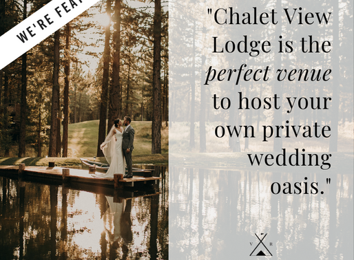We're Featured on The Venue Report!