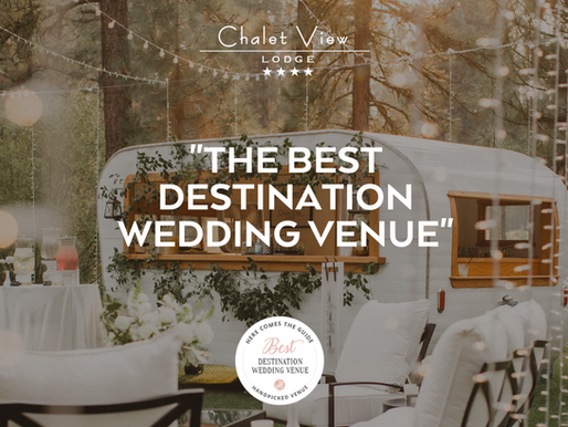 We're Named One of The Best Destination Wedding Venues