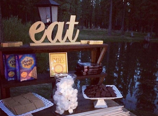 Our Favorite Food Bar Ideas