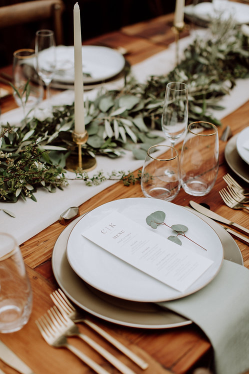 Premium Table Setting Collection