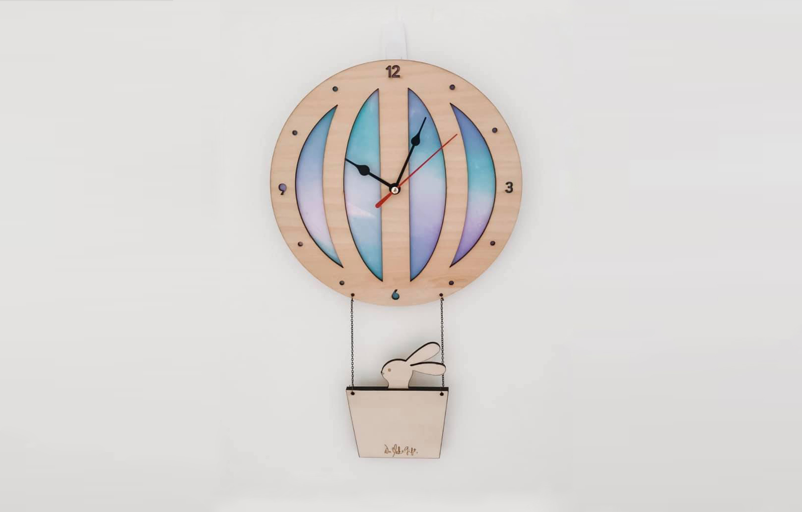 ◉★ Balloon Clock