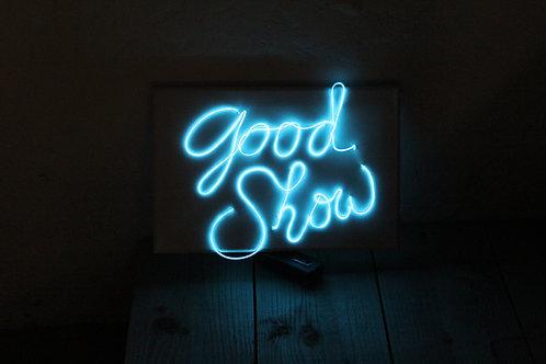Neon Post - Good Show