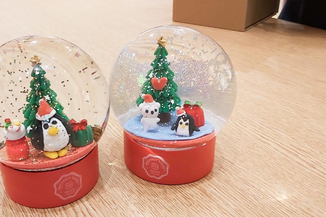 ◉★ Snow Globe
