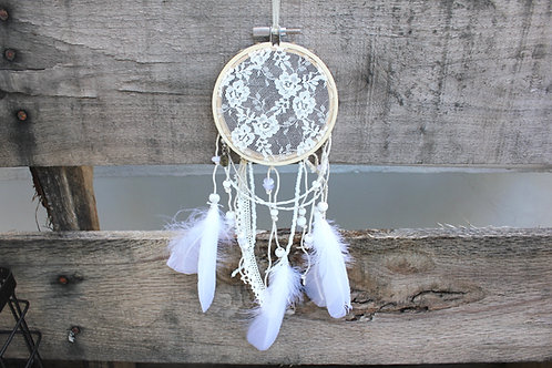 Morse Code Dreamcatcher - You Belong With Me